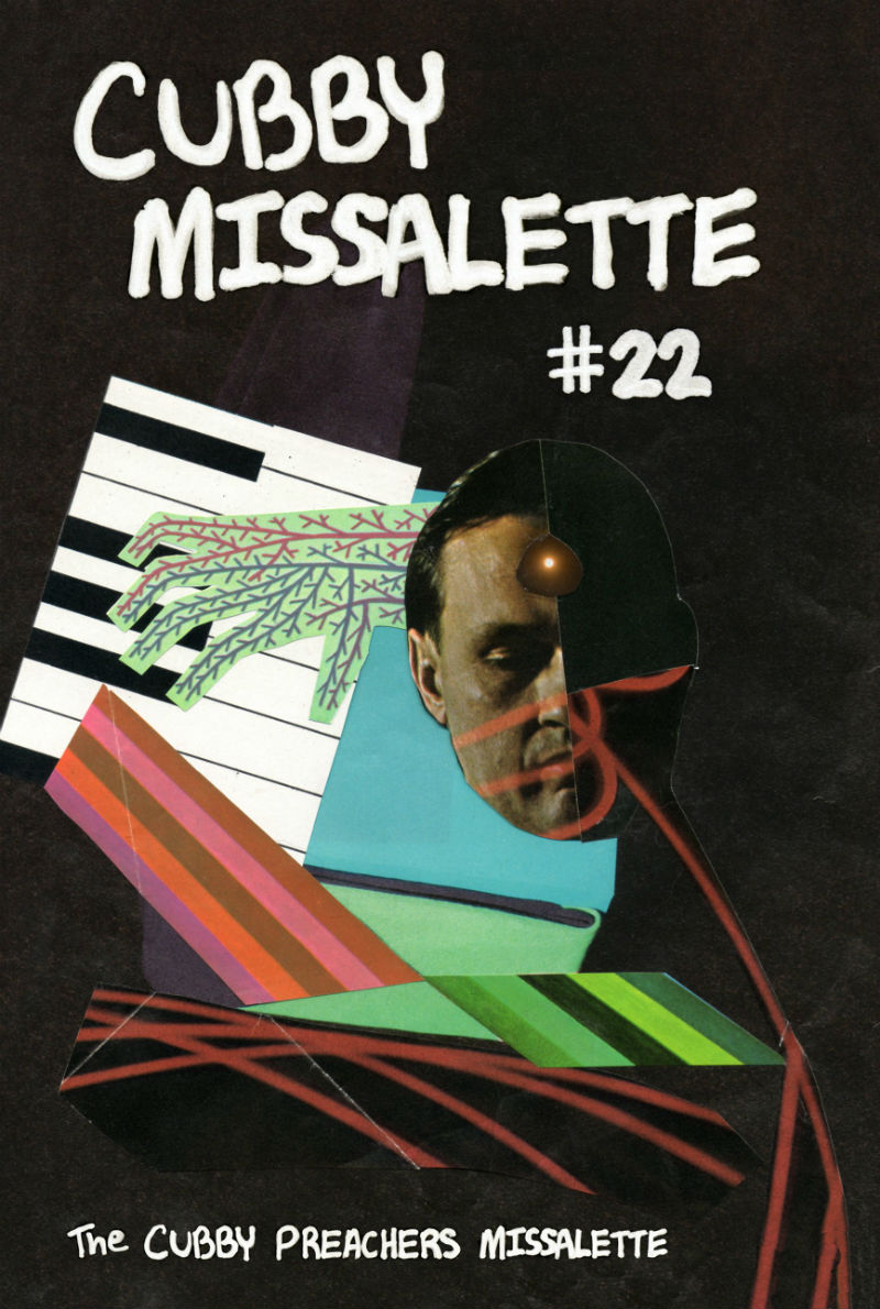 cover of the Cubby Preachers Missalette